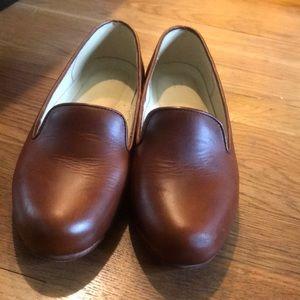 Nisolo Brandy Smoking Shoe
